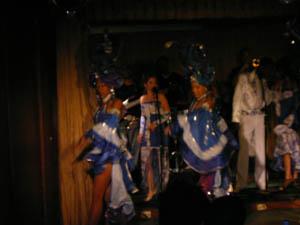 Nacional cabaret ..